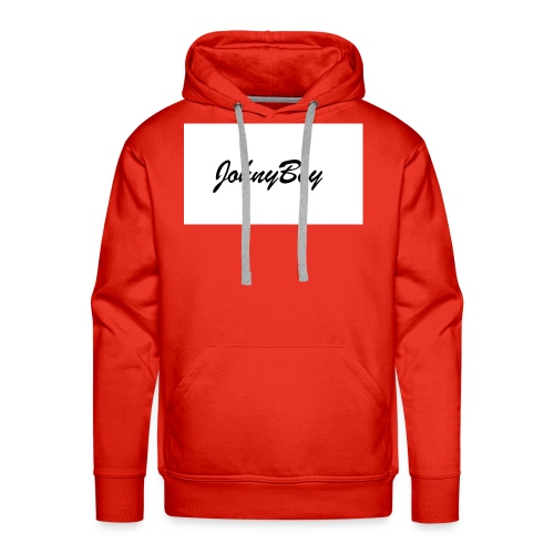 JohnyBoy - Men's Premium Hoodie