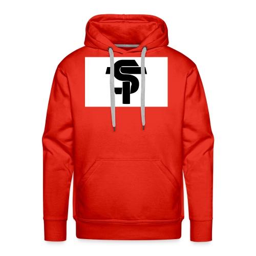 ST Logo - Men's Premium Hoodie