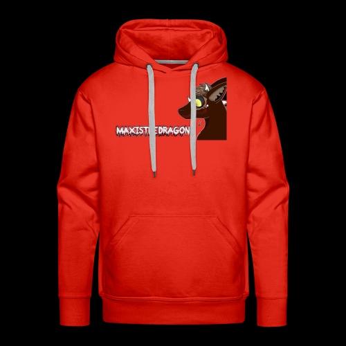 Halloween Maxis Design - Men's Premium Hoodie