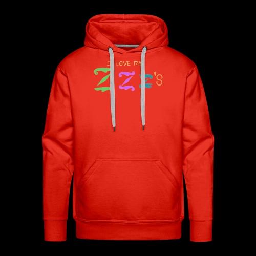 Z s Dark - Men's Premium Hoodie