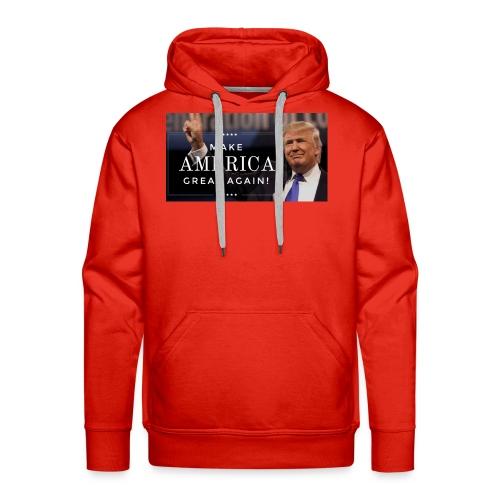 Donald Trump - Men's Premium Hoodie