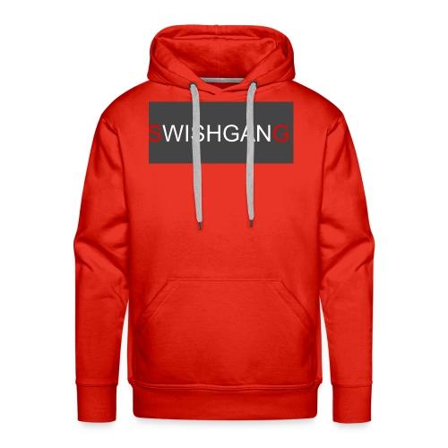 SWISHGANG2 - Men's Premium Hoodie