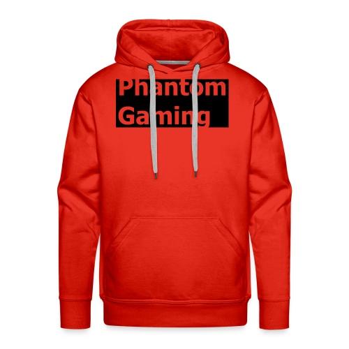 Phantom Shirt No.4 | New Logo Design - Men's Premium Hoodie