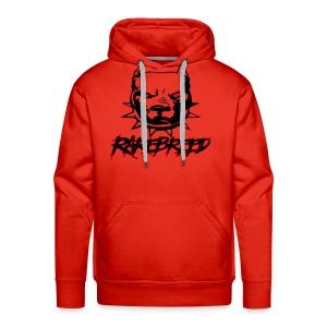 rarebreed pit - Men's Premium Hoodie