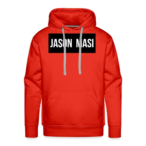 jason-masi-name - Men's Premium Hoodie