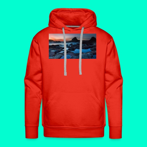 the best design - Men's Premium Hoodie