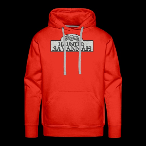 HST Logo Colored - Men's Premium Hoodie