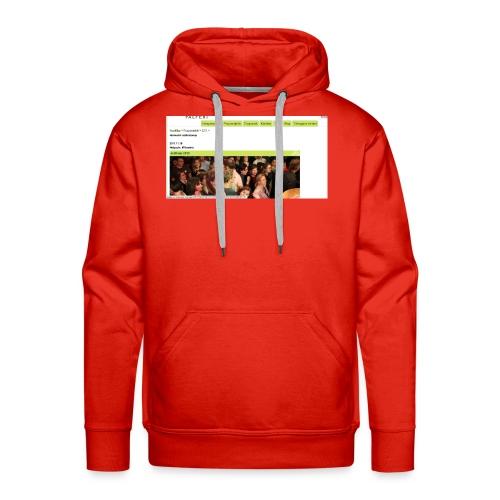 Ke pernyo foto 2017 03 28 10 00 47 - Men's Premium Hoodie