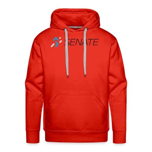 Color-Logo-with-Text - Men's Premium Hoodie