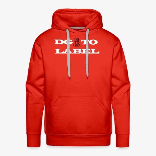 DGTO LABEL - Men's Premium Hoodie