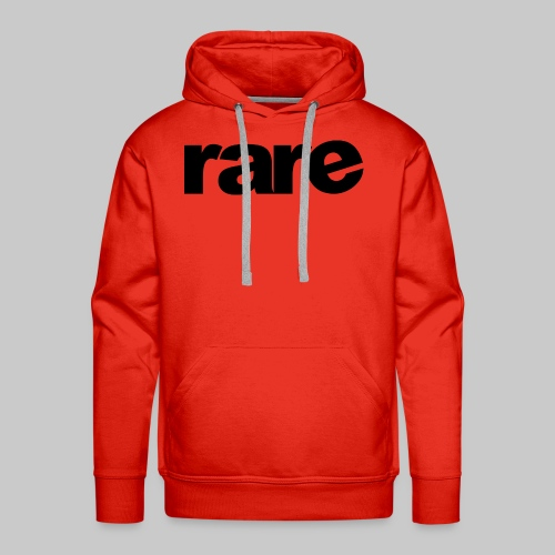 Quality Womens Tshirt 100% Cotton with Rare - Men's Premium Hoodie