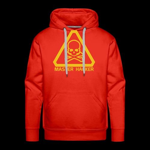 Master Hacker - Men's Premium Hoodie