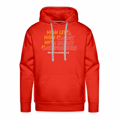 Entrepreneur Motivation! - Men's Premium Hoodie