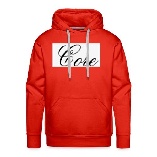 Core Signature - Men's Premium Hoodie