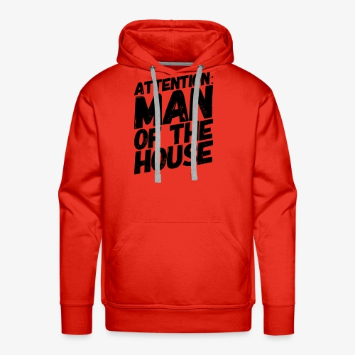 Man of the Household - Men's Premium Hoodie