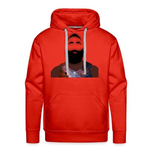 The Beard - Men's Premium Hoodie
