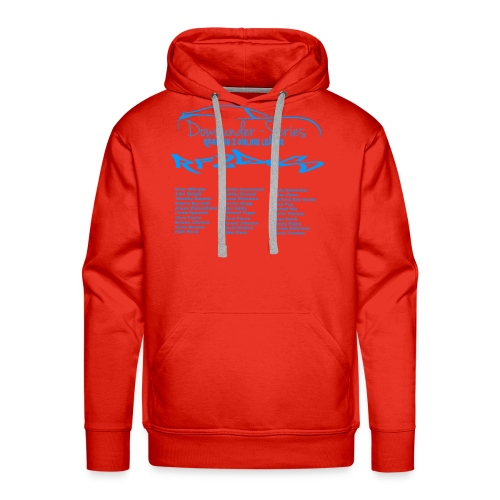 rf2dus with name - Men's Premium Hoodie