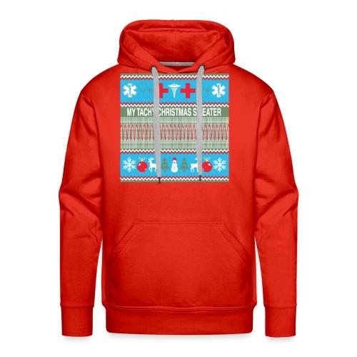 tacky christmas - Men's Premium Hoodie