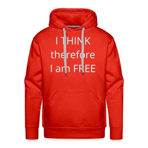Freethinker - Men's Premium Hoodie