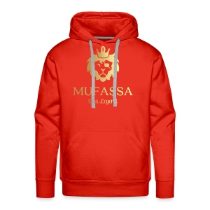 MUFASSA- King your own jungle of life - Men's Premium Hoodie