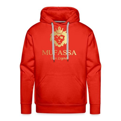 MUFASSA- King your own jungle of life - Men's Premium Hoodie