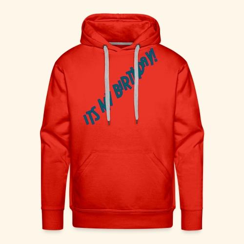 IMB summer 2018 - Men's Premium Hoodie