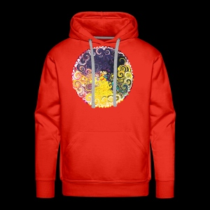 KID Goku custom artwork - Men's Premium Hoodie