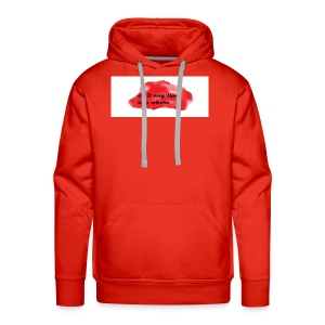 you can do it - Men's Premium Hoodie