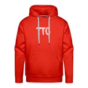 RED TTG OPPS - Men's Premium Hoodie