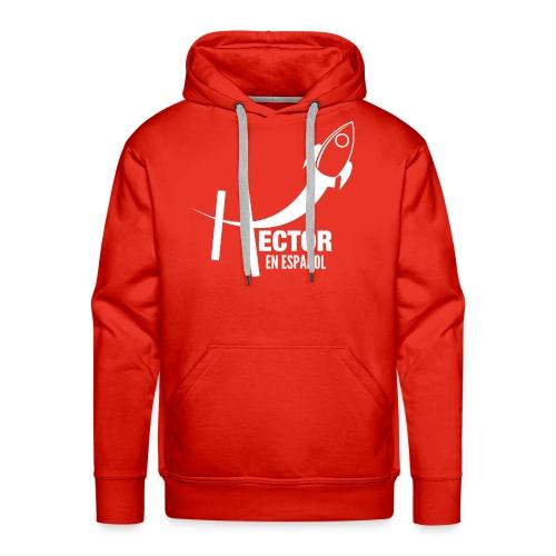Playera HectorES Logo - Men's Premium Hoodie