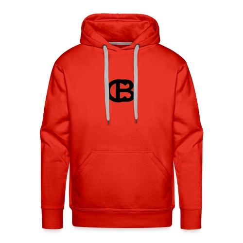 CAPTONBEAST Logo - Men's Premium Hoodie