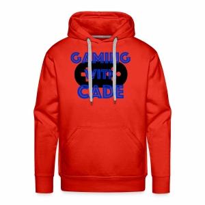 GamingWithCade Shop - Men's Premium Hoodie