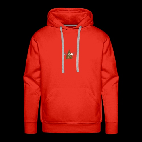 Flight Christmas - Men's Premium Hoodie