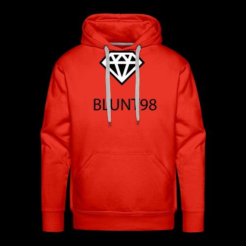 BLUNT98 - Apparel For Creative People - Men's Premium Hoodie