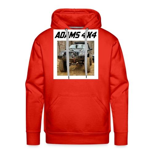 Adams4x4_Tshirt_1 - Men's Premium Hoodie