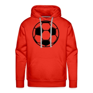 soccer zai - Men's Premium Hoodie