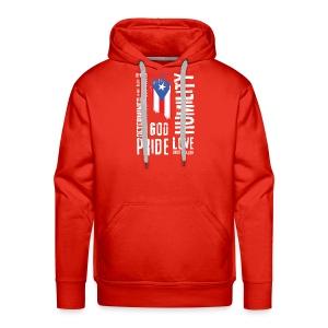Puerto Rican Identity - Men's Premium Hoodie
