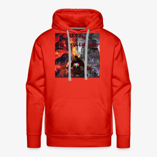 Love Curse Summer Collection - Men's Premium Hoodie