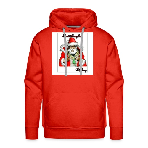 Saint Brazylas Collection - Men's Premium Hoodie