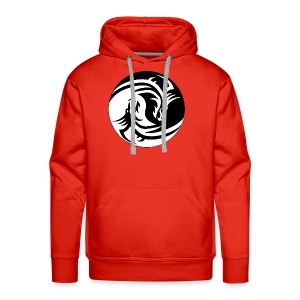 Dragon Circle - Men's Premium Hoodie