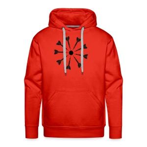 9 Darts Dart Shirt - Men's Premium Hoodie