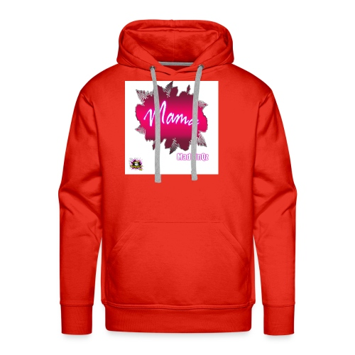 Mama Line - Men's Premium Hoodie