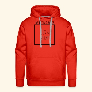 EB41B054 9076 4143 813B A25101C43DFA - Men's Premium Hoodie