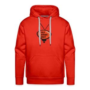 SELF AWARE IDIOT - Men's Premium Hoodie