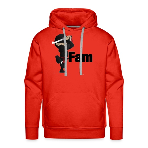ninja shirtn - Men's Premium Hoodie
