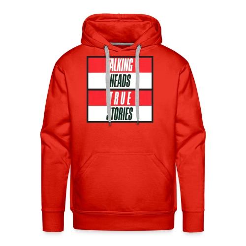 Talking Heads merch - Men's Premium Hoodie