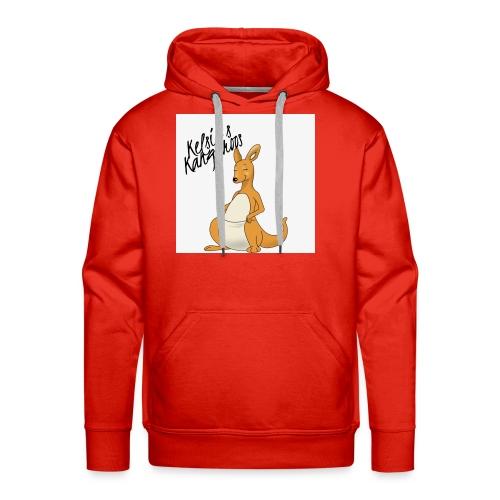 Kelsie's Kangaroos - Men's Premium Hoodie