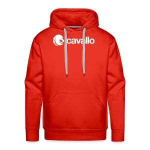 Cavallo Official Logo - Men's Premium Hoodie