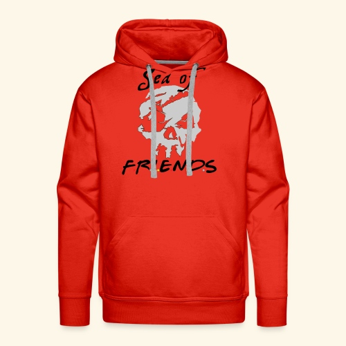 Sea of Friends - Men's Premium Hoodie
