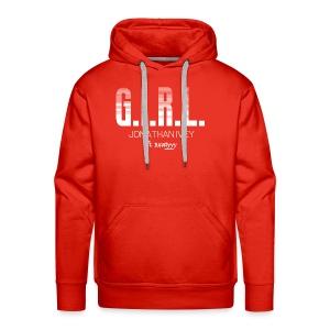 Girl Shirt - Men's Premium Hoodie